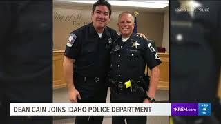 'Superman' actor joins Idaho police