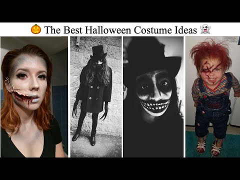 The Best Halloween Costume Ideas We've Ever Seen