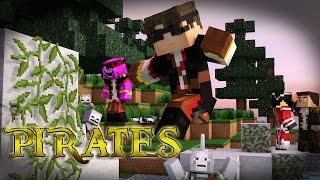 "Minecraft Pirates! - ""TREASURE AWAITS!"" #8 (Minecraft Roleplay)"