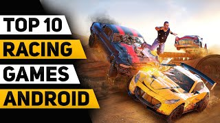 TOP 10 RACING GAṀES FOR ANDROID 2020 | HIGH GRAPHICS RACING GAMES ANDROID OFFLINE