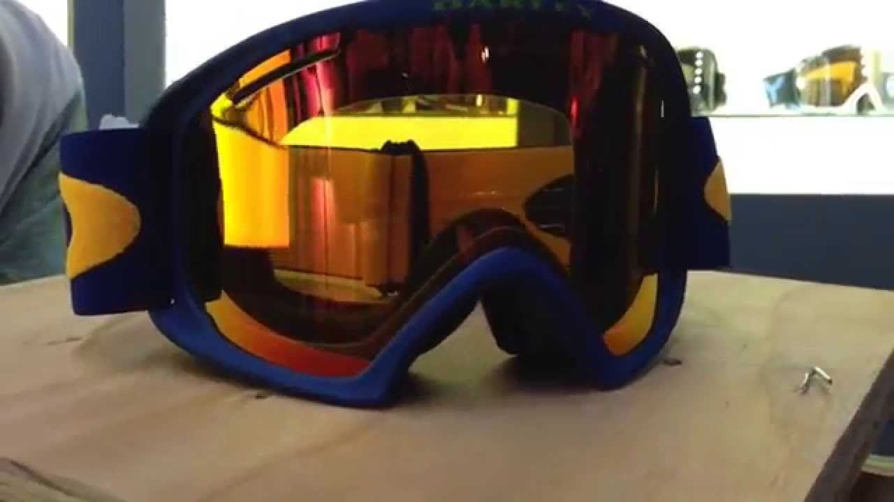 oakley ski glasses xivx  2015 Oakley 02 XL in Peacoat Blue with Fire Iridium Lens preview