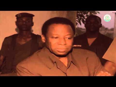Coup d'Etat de 1999 : Le Président Amara Essy à Akuédo