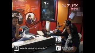 94.7 UFM Jakarta - Arif Tirtosudiro in MAGDALENE