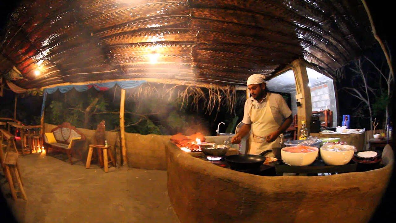 Tandoori kitchen - Open Kitchen At Dragonfly Inns Tandoori Hut
