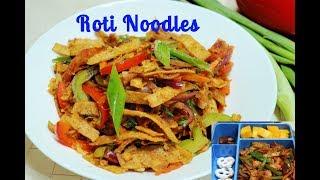 Chinese roti | Roti Noodles | Leftover Roti's Best Recipe by Priyanka Rattawa