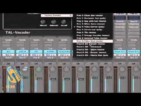 Free Vocoder VST Plugins!