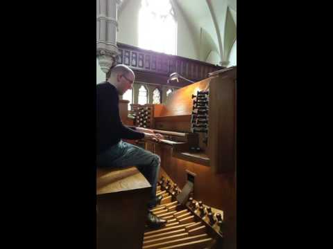 Handel in Scotland (an Improvisation)