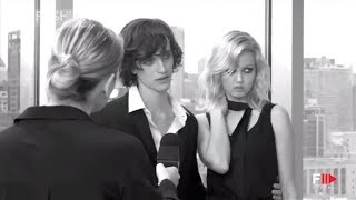 """LINDSEY WIXON for SISLEY"" ADV Campaign Spring Summer 2014 by Fashion Channel"