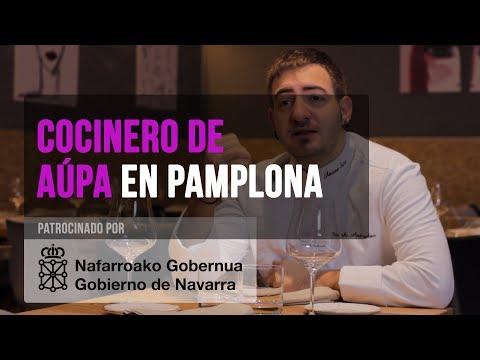 El cocinero de moda en Pamplona - Mercado de Santo Domingo