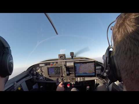 Aerobatics Vans RV7 | Long Edition | ATC audio