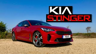 homepage tile video photo for 2020 Kia Stinger GTS Review: Playing BMW And Audi At Their Own Game - Inside Lane
