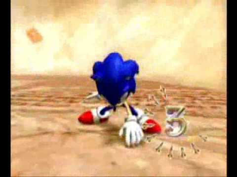 Sonic And The Secret Rings: Lost Prolouge: Paragraph Five