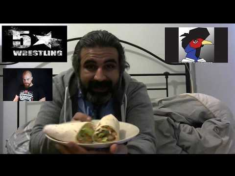 5 Star Wrestling Plymouth UK Live Reaction With Fowl Original 22/02/2018