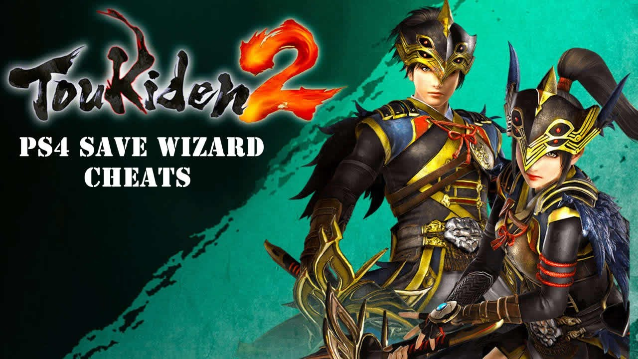 Toukiden 2 - Max Money & All Items Unlocked in Blacksmith - PS4 Save Wizard