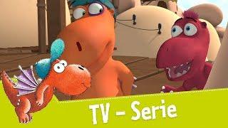 Der kleine Drache Kokosnuss – TV Serie – Folge: Auf ein Wort – Kinderserie