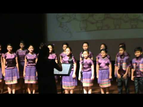 Miracle of Lights - sung by PCMS Children Choir