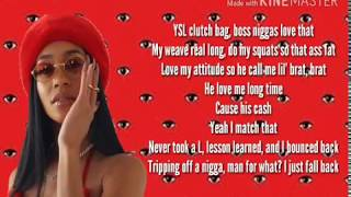 Saweetie - Anti (Lyrics)