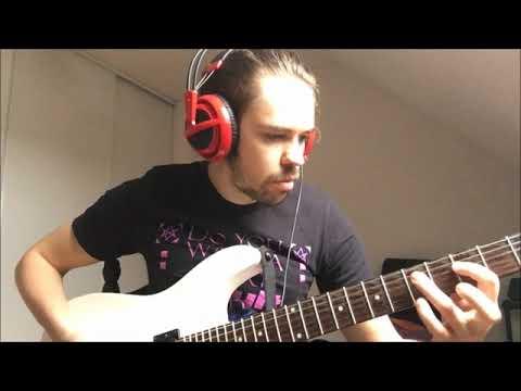 Fever 333 - Animal (Guitar Cover)