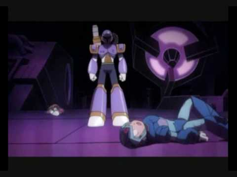 Megaman X Anime Movie Part 4