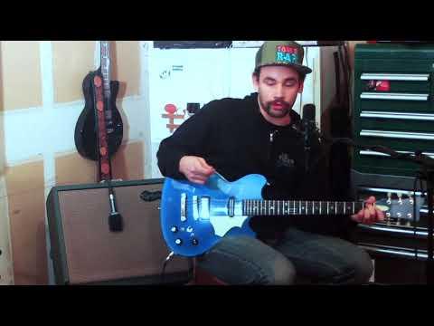 Lil Trees Guitars Tall Friend demo