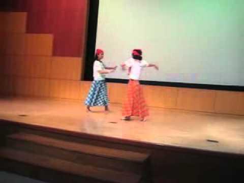 Manang Biday Ilocano dance.