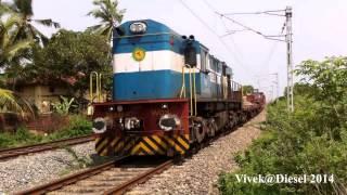 Electrification Work Train