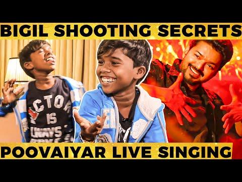 thalapathy-ஓட-entry-யே-இப்படித்தான்..---bigil-untold-moments-revealed-by-singer-poovaiyar