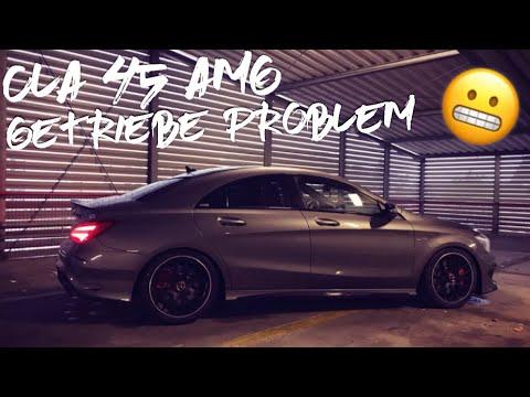 [UPDATE] zum Getriebe Schaden am CLA 45 AMG | Das sagt Mercedes dazu!
