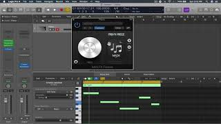 Chord Trick Logic Pro X Using MIDI FX Plugins