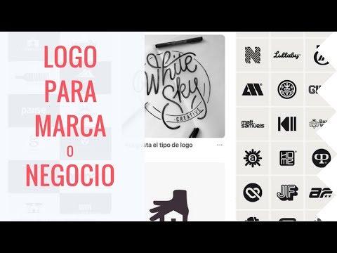 Cómo Crear un Logo 😎 para una Empresa / Marca / Negocio / Pagina
