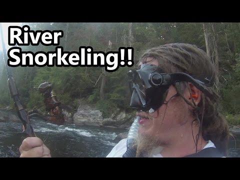River Treasure #23: Snorkeling Adventure!!!