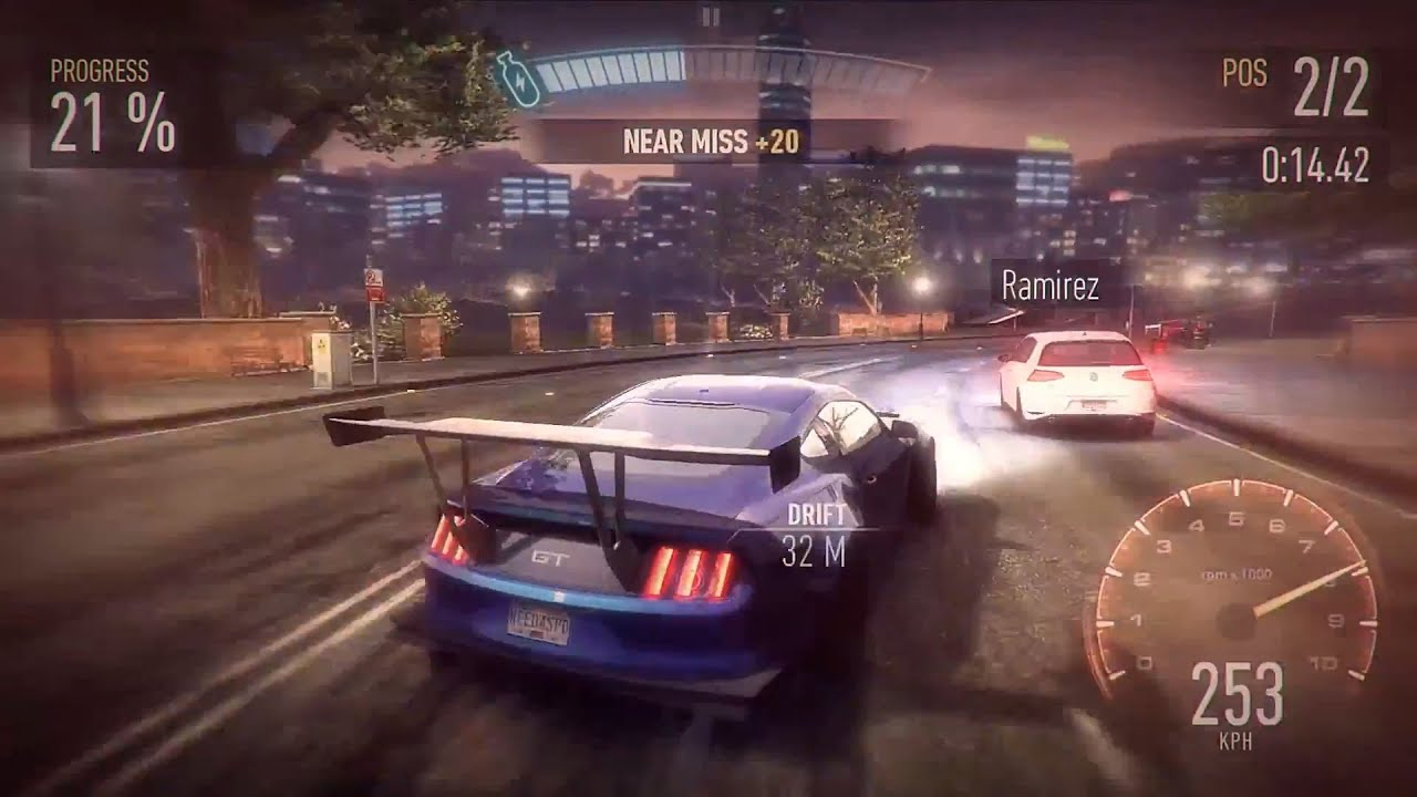Need for speed no limit android gameplay youtube for Need for speed android