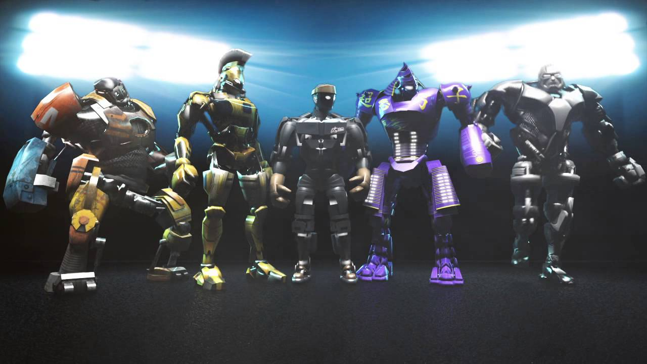 Real Steel Champions Legends Update Official Trailer