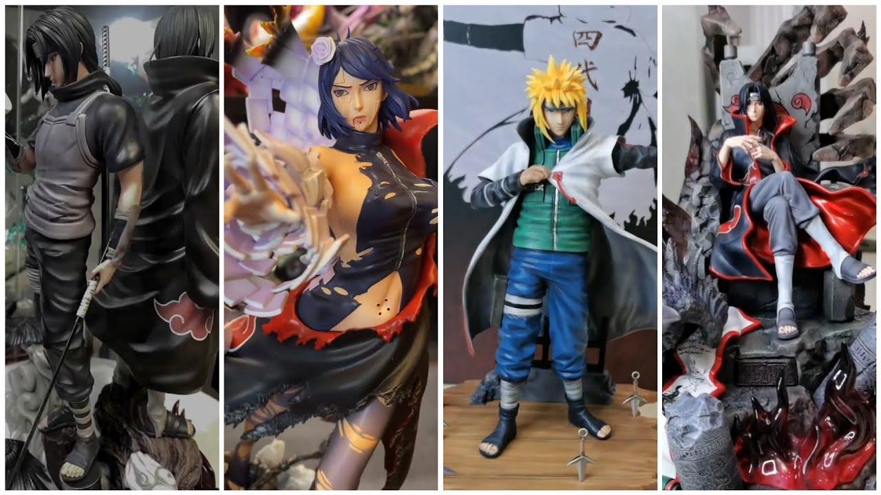 Unboxing Itachi 1/6 Scale • Konan 1/7 Scale • Minato 1/6 Scale • Itachi on Throne 1/7 Scale Statue