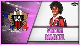 Vincent Marcel | Goals & Skills | Welcome to Tottenham? | Nice & France U19 - 2016/2017 Review HD Video