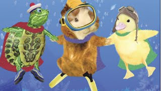 wonder pets save the sea creatures
