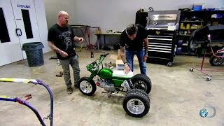 Gas Monkey Bike Build Off | Fast N Loud