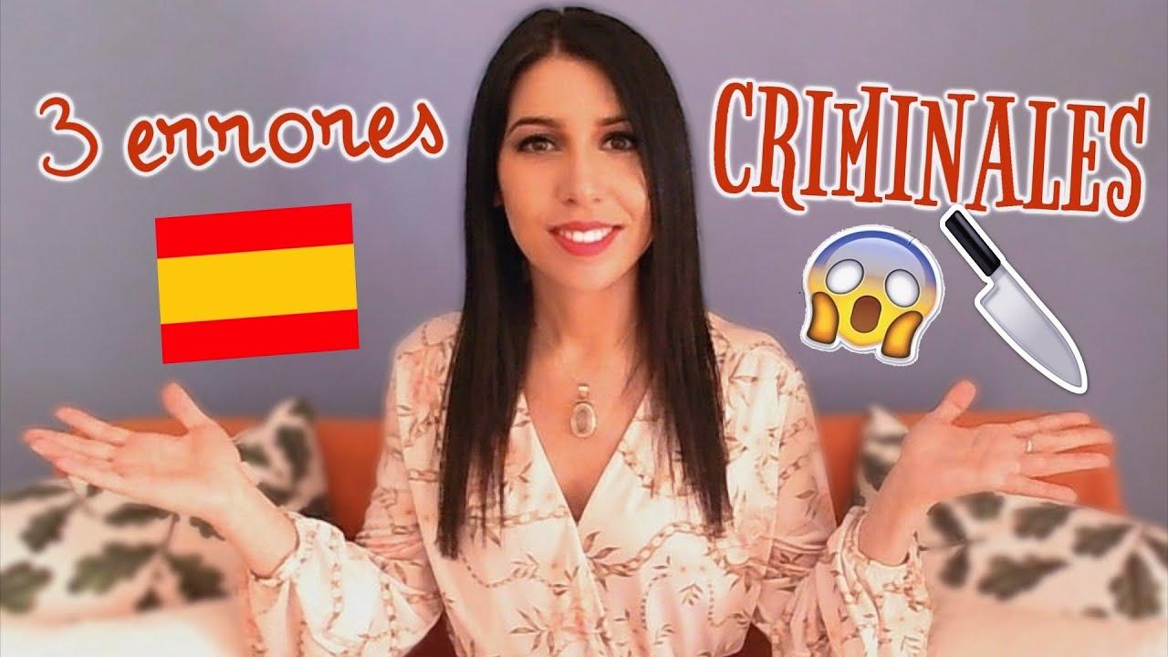 No hagas estos 3 errores en español