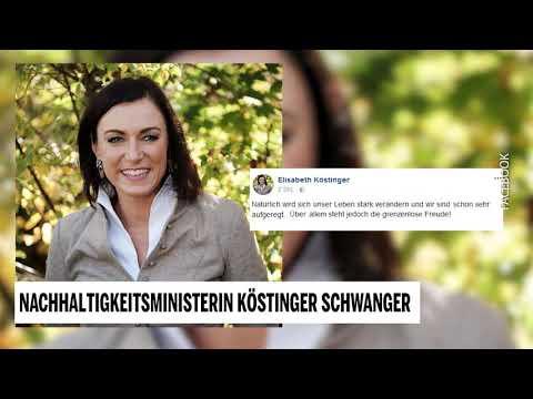 Elisabeth Köstinger ist schwanger
