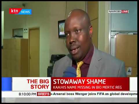 Stowaway shame |