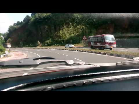 Beautiful road Shillong to Guwahati