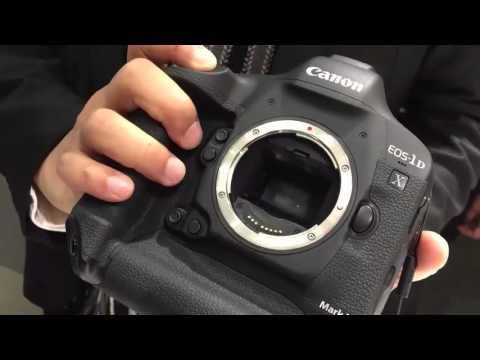Canon EOS-1D X Mark II burst extended half-hour