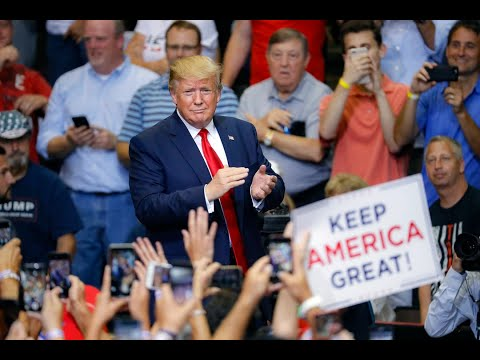 Democrats and 'fake news' media a 'partnership made in hell': Trump