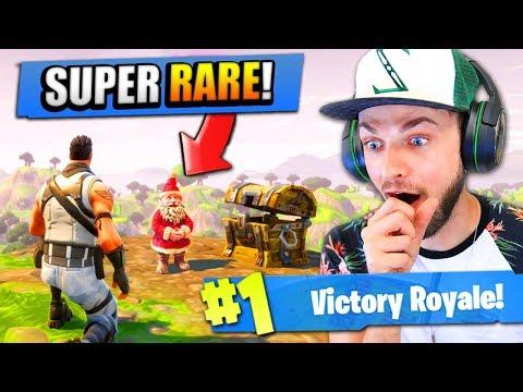 RAREST EASTER EGG in Fortnite: Battle Royale! (FOUND)