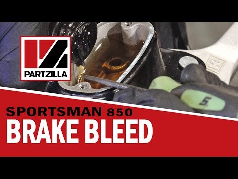How to Bleed Polaris ATV Brakes – Front and Rear | Partzilla.com