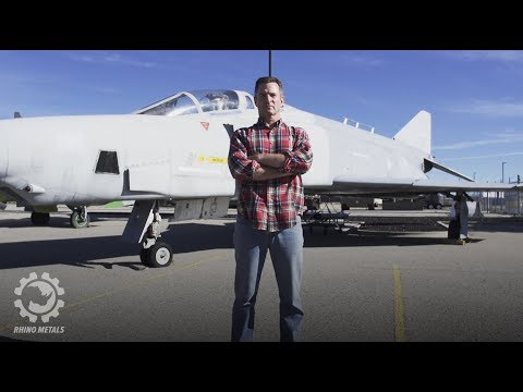 Rhino Metals Story - A Fighter Pilot's Journey To Building The Best Safes In The World