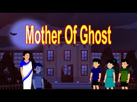 Ghost's Mother | English Cartoon | Horror Stories | Maha Cartoon TV English