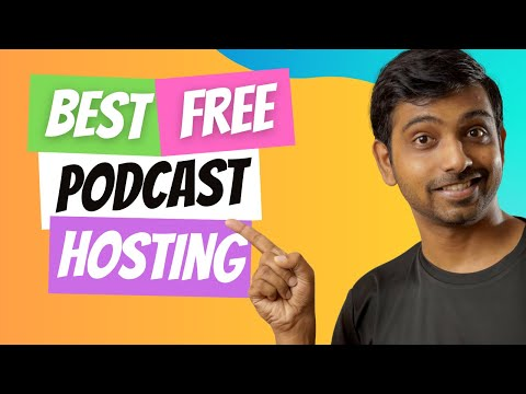 Free Podcast Hosting 2017