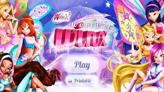 Winx Club - Мир Винкс(Прохождение игры Winx Club - World of Winx., 2015-01-19T13:10:08.000Z)