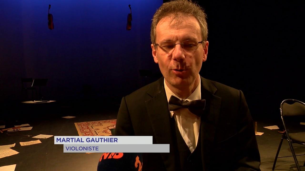 Guyancourt : Un violoncelle raconte la Grande Guerre